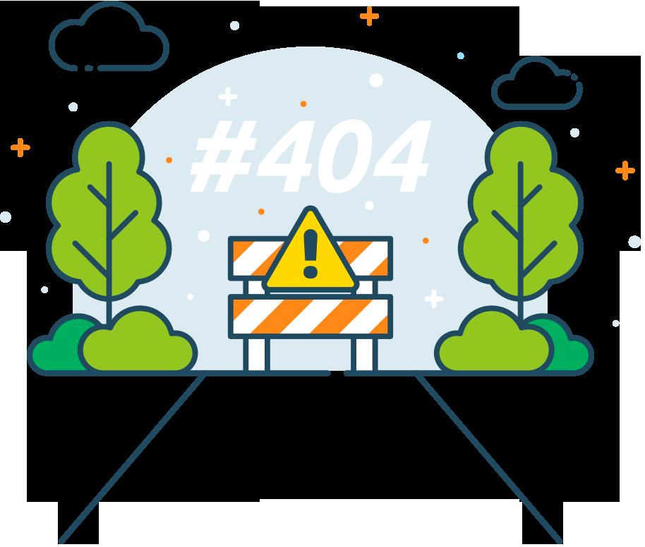 Chyba 404